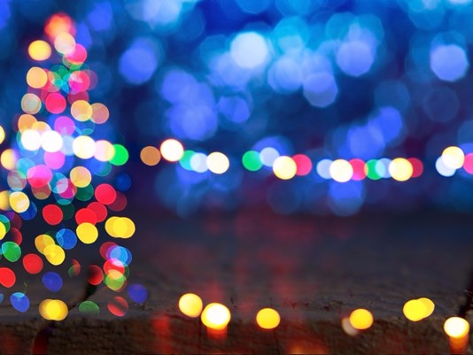 Chirstmas Lighting Web Design
