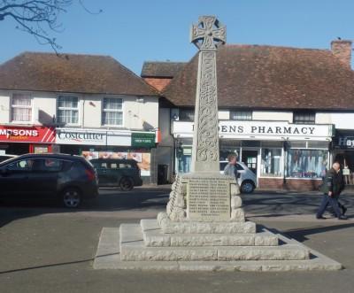 Town Centre - War Memorial 1
