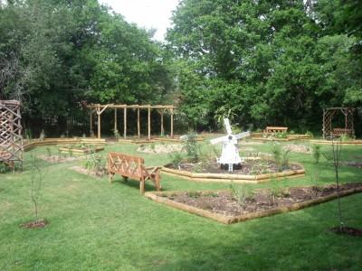 Dennis King Memorial Sensory Garden