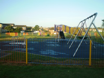 Maurice Thornton play area