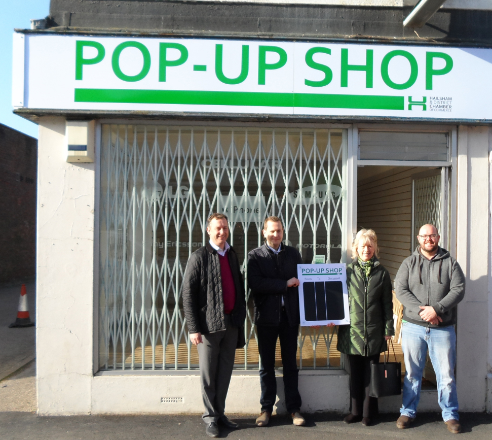 Pop-up Shop Opening In Hailsham High Street Soon