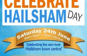 Celebrate Hailsham Day 2017 - advert