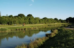 View of Hailsham Country Park