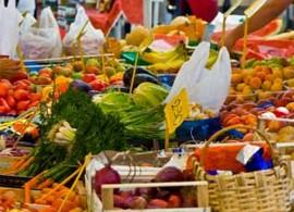 Hailsham Farmers Market stall
