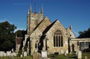 Hailsham Parish Church - formerly St Marys Church