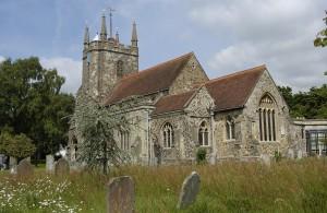 Heritage Trail - Hailsham Parish Church