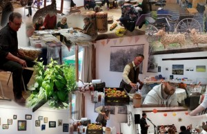 Hailsham Arts Festival collage