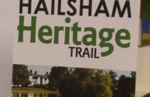Heritage trail leaflet