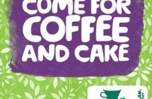 Come for Coffee and Cake - We Are MacMillan Cancer Charity