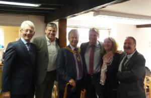 Inaugural Meeting of Mayors in Hailsham 2015
