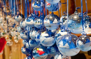 Chrismtas bauble decorations