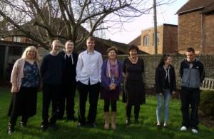 Hailsham Works Staff and Graduates