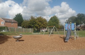 Quinnel Drive play area