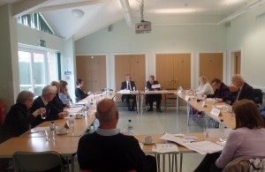 Hailsham Forward Stakeholder Group meeting April 2016