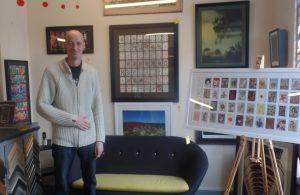 Lee Mitchell - Frame Works