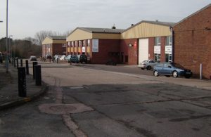 Hailsham business park