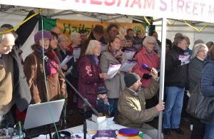 Hailsham Christmas Extravaganza 2016