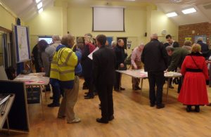 Neighbourhood Plan public information event