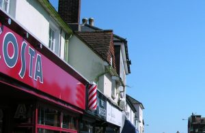 Hailsham shopfronts
