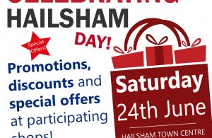 Celebrate Hailsham Day advert