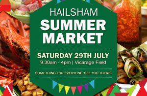 Hailsham Summer Market advert