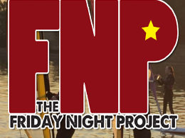 Friday Night Project (FNP) logo
