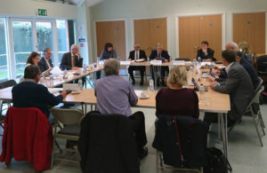 Hailsham Forward Stakeholder Group meeting October 2017