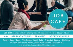 Job Cafe advert
