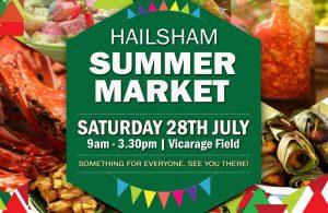 Hailsham Summer Market advert