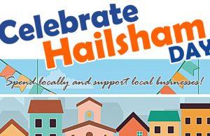 Celebrate Hailsham Day advert