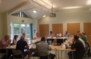 Hailsham Forward Stakeholder Group meeting July 2018