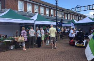 Hailsham Summer Market 2018