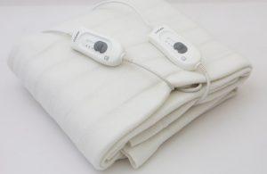 Electric blanket testing