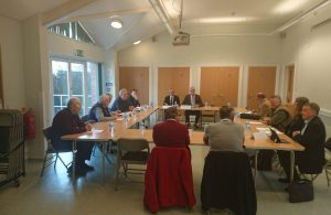 Hailsham Forward Stakeholder Group meeting October 2018