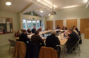 Hailsham Forward Stakeholder Group meeting January 2019