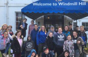 PGL Windmill Hill activity weekend