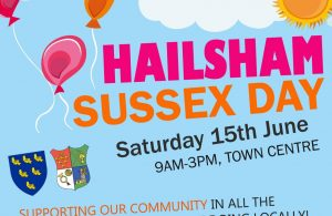 Hailsham Sussex Day advert