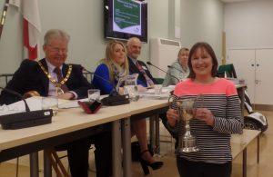 Hailsham Hero Award 2019 Recipient Julie Coates