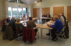 Hailsham Forward Stakeholder Group meeting 18th October 2019
