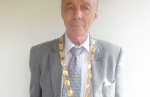Photo of Town Mayor Councillor Paul Holbrook