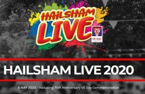 Hailsham Live 2020 Event logo