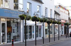 Photo of Hailsham town centre