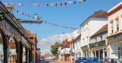 Neighbourhood Plan Promotional Photo of Hailsham (Town Centre)