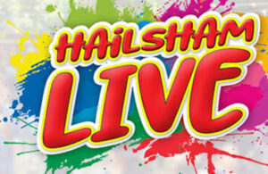 Artwork graphic of Hailsham Live event logo